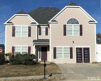 Fuquay Varina Rental For Rent: 513 Timber Meadow Lake Drive