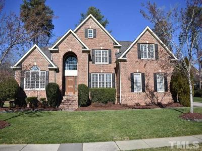 Brier Creek Single Family Home For Sale: 9308 Clubvalley Way