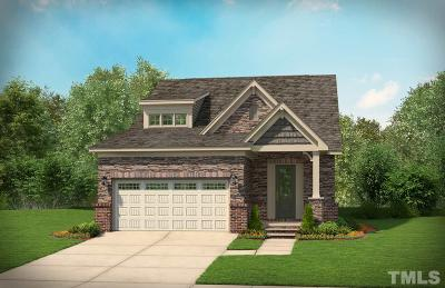 Cary Single Family Home For Sale: 962 Regency Cottage Place
