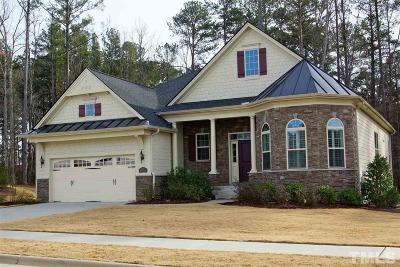 Apex Single Family Home For Sale: 2501 Beckwith Road