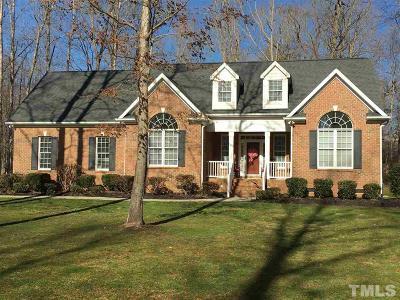 Timberlake Single Family Home For Sale: 866 Oaks Lane