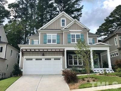 Raleigh Single Family Home For Sale: 6423 Rosny Road