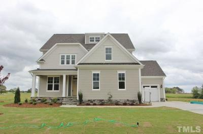 Fuquay Varina Single Family Home For Sale: 4159 Olde Judd Drive