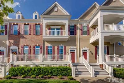 Brier Creek Townhouse For Sale: 10510 Sablewood Drive #108