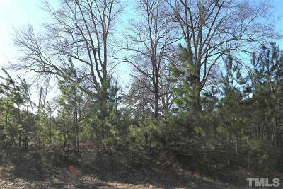 Durham Residential Lots & Land For Sale: 733 N Mineral Springs Road