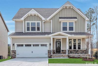 Single Family Home For Sale: 2279 Chattering Lory Lane #Lot 28