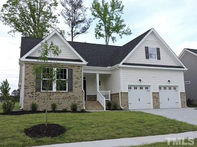 Knightdale Single Family Home For Sale: 407 Cedar Pond Court