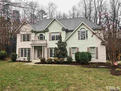 Raleigh Single Family Home For Sale: 709 Porchlamp Court