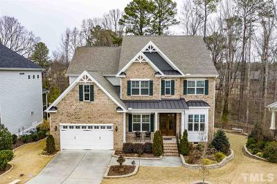 Cary Single Family Home Contingent: 1108 Magnolia Bend Loop