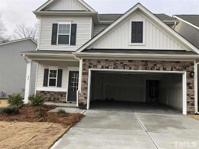 Johnston County Rental For Rent: 46 Pathway Drive