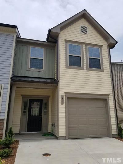 Johnston County Rental For Rent: 61 E Grove Point Drive
