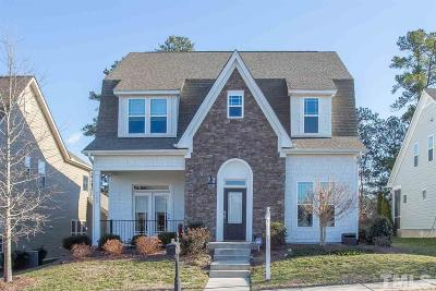 Morrisville Single Family Home Contingent: 2008 Historic Circle