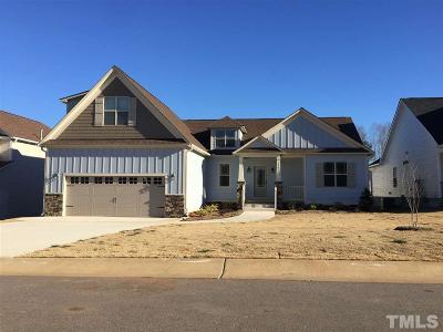 Johnston County Rental For Rent: 130 Birdo Point Way