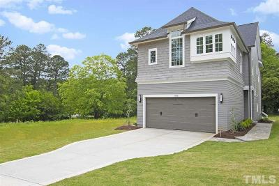 Raleigh Single Family Home For Sale: 1016 Schaub Drive