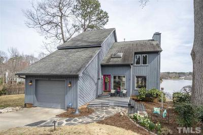 Cary Single Family Home Contingent: 108 Mainsail Drive