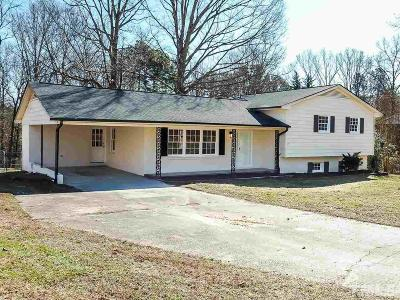 Durham Single Family Home Contingent: 931 Allister Road