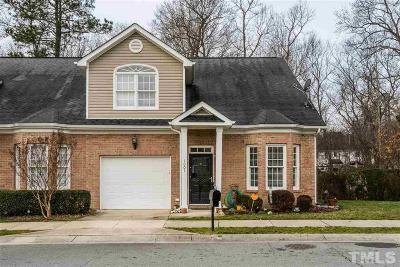 Knightdale Townhouse Pending: 1001 River Estates Drive