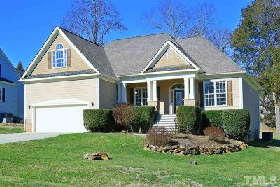 Chatham County Single Family Home Contingent: 303 May Farm Road