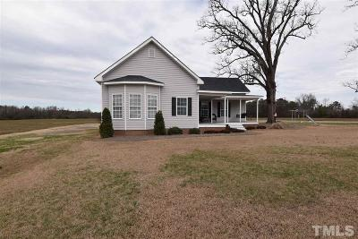 Sampson County Single Family Home For Sale: 2001 Harvey Lewis Road