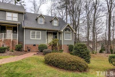 Cary Townhouse Contingent: 113 Loch Bend Lane