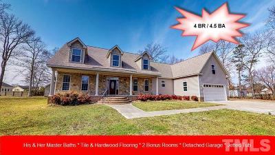 Single Family Home For Sale: 407 Adler Lane