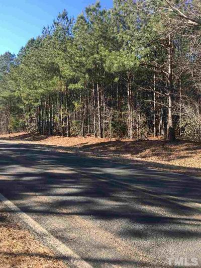 Franklin County Residential Lots & Land For Sale: Breedlove Road