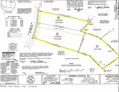 Residential Lots & Land For Sale: 744 Green Hill Road