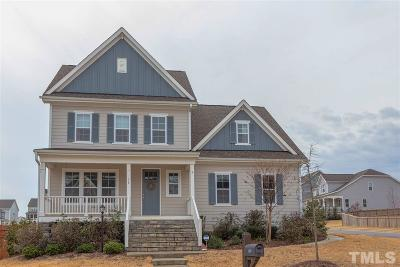 Chapel Hill Single Family Home For Sale: 319 Old Piedmont Circle