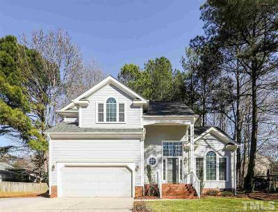 Wake County Single Family Home Pending: 9704 Dominion Boulevard