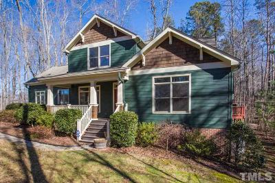 Hillsborough Single Family Home Pending: 129 Olive Creek Court