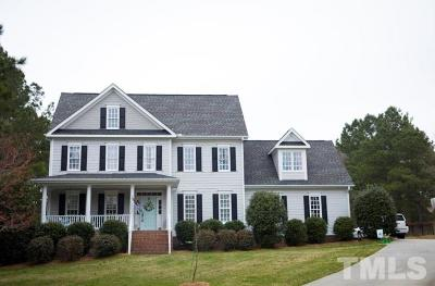 Durham Single Family Home For Sale: 9 Deerwood Court