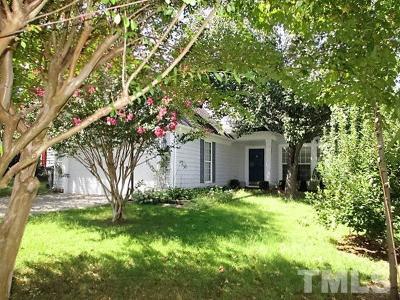 Holly Springs Rental Pending: 113 Bracken Trail Circle