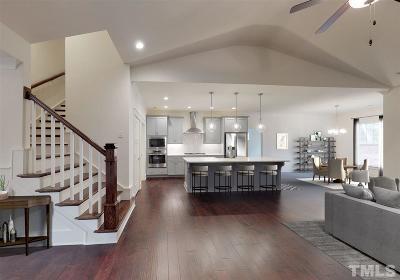 Chapel Ridge Single Family Home For Sale: 34 Mallard Bluff Way