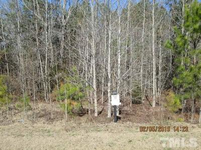 Lee County Residential Lots & Land For Sale: Lot 16 Saintsbury Place