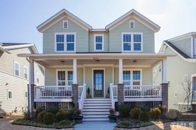 Chapel Hill Single Family Home Contingent: 1653 Briar Chapel Parkway