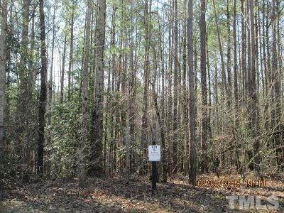 Lee County Residential Lots & Land For Sale: Lot 5 Saintsbury Place