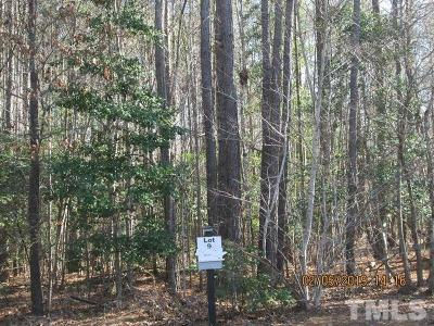 Lee County Residential Lots & Land For Sale: Lot 9 Saintsbury Place