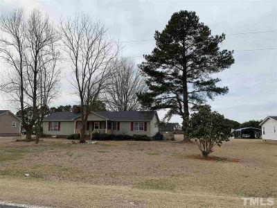 Sampson County Single Family Home For Sale: 794 Core Road