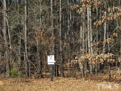 Lee County Residential Lots & Land For Sale: Lot 25 Saintsbury Place