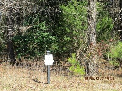 Lee County Residential Lots & Land For Sale: Lot 14 Saintsbury Place