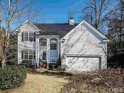 Apex Single Family Home For Sale: 3007 Hambridge Court
