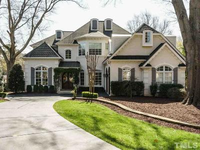 Raleigh Single Family Home For Sale: 2712 Anderson Drive