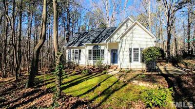 Wake Forest Single Family Home Pending: 16409 New Light Road