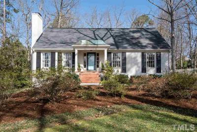 Raleigh Single Family Home Pending: 708 Macon Place
