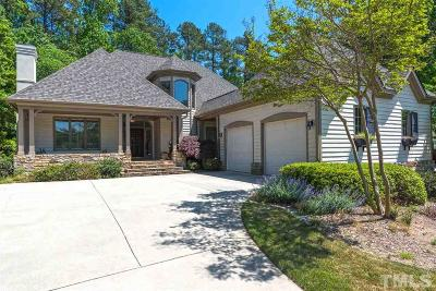 Chapel Hill Single Family Home For Sale: 19238 Stone Brook