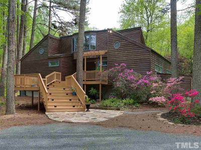 Chapel Hill Single Family Home For Sale: 2508 Laine Road