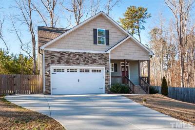 Franklin County Single Family Home For Sale: 120 Glen Oaks Drive