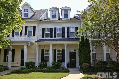 Chatham County Townhouse For Sale: 1003 Christopher Drive