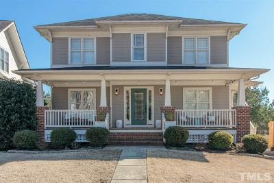 Chapel Hill Single Family Home For Sale: 204 Weaver Mine Trail