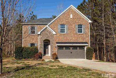 Garner Single Family Home For Sale: 112 Reston Ridge Court